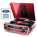 ION Audio Mustang LP - 4-in-1 Music Center im...
